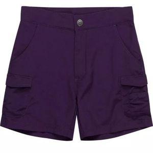 NWT White Sierra Girls Quick Dry Shorts